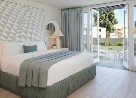Hotelzimmer mit Massage im Avalon Hotel Beverly Hills