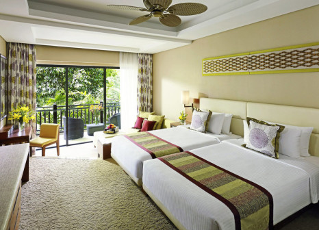 Hotelzimmer mit Golf im Shangri-La's Rasa Ria Resort & Spa Kota Kinabalu