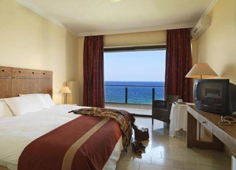 Hotelzimmer mit Volleyball im Kalamaki Beach Hotel Corinth