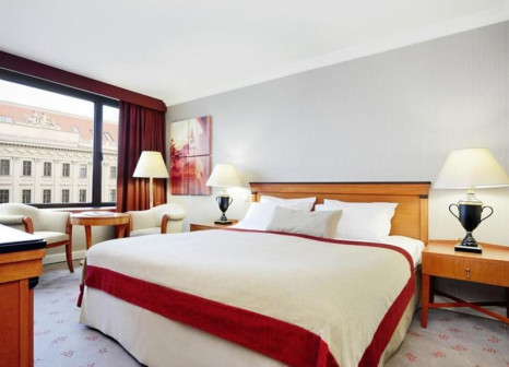 Hotelzimmer mit Funsport im InterContinental Budapest