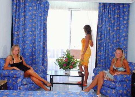 Hotelzimmer mit Golf im Hotel Kheops