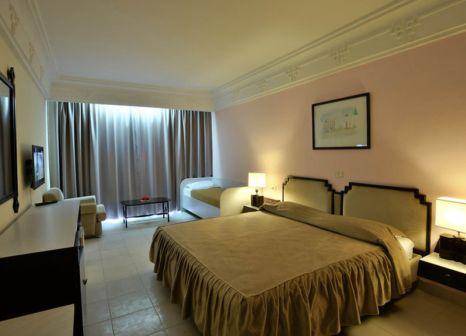 Hotelzimmer mit Minigolf im Hotel Kheops