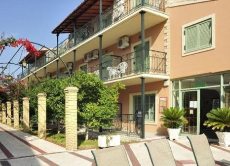 Philippos Hotel in Korfu - Bild von airtours