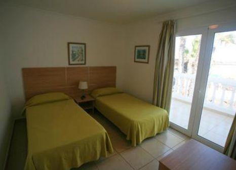 Hotelzimmer mit Golf im Galera Beach