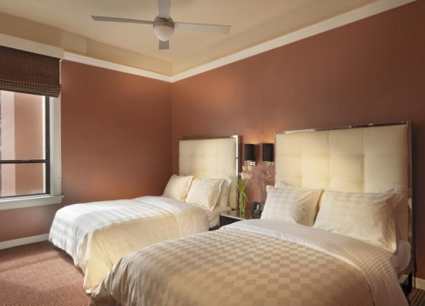 Hotelzimmer mit Sandstrand im Union Square
