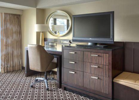Hotelzimmer mit Golf im New York Marriott Marquis
