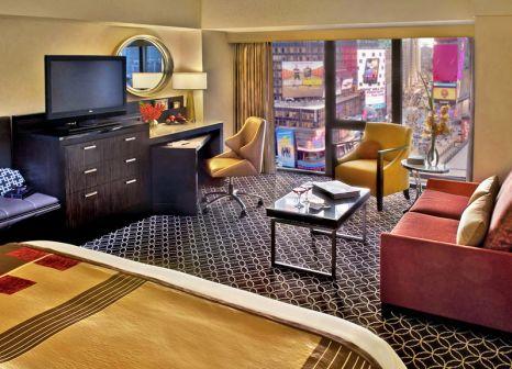 Hotelzimmer im New York Marriott Marquis günstig bei weg.de