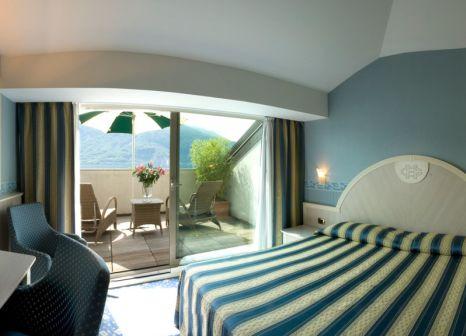 Hotelzimmer mit Minigolf im Ghiffa