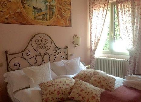Hotelzimmer mit Tischtennis im Camin Colmegna