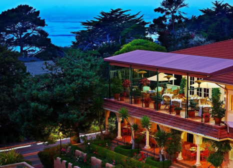 Hotel La Playa Carmel in Kalifornien - Bild von airtours