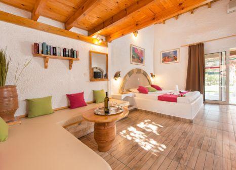 Hotelzimmer mit Minigolf im Elefteria