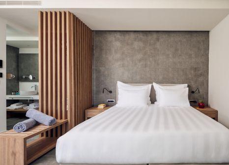 Hotelzimmer mit Mountainbike im Lindos Grand Resort & Spa