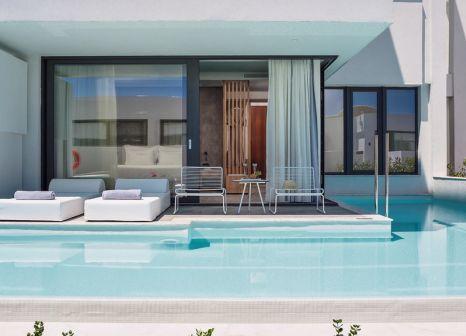 Hotelzimmer mit Yoga im Lindos Grand Resort & Spa
