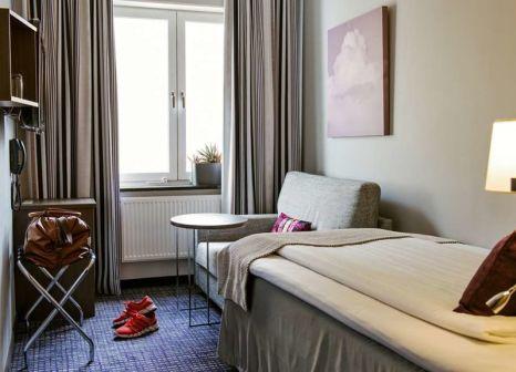 Hotelzimmer mit Fitness im Scandic No 25