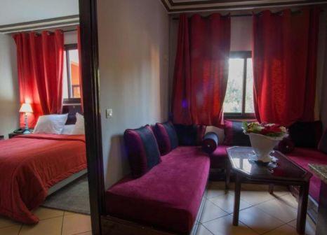 Hotelzimmer mit Sauna im Residence Assounfou