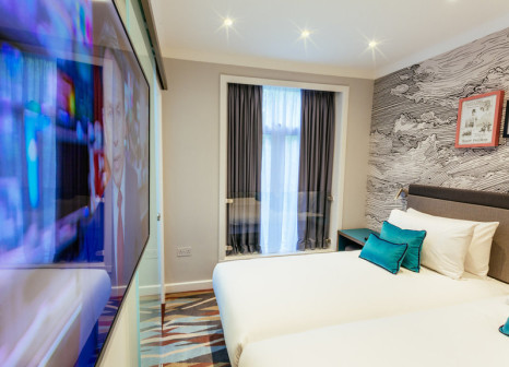 Hotelzimmer mit Internetzugang im Oliver Plaza