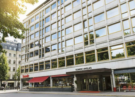 Hotel Scandic Anglais günstig bei weg.de buchen - Bild von airtours