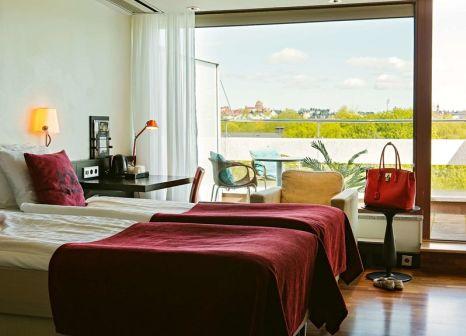 Hotelzimmer mit Kindermenues im Scandic Anglais