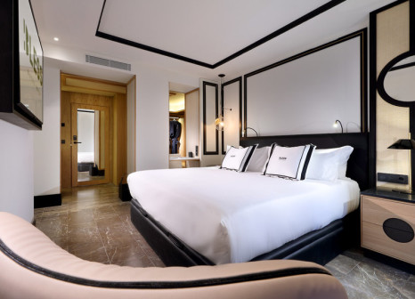 Hotelzimmer mit Tennis im Bless Hotel Ibiza