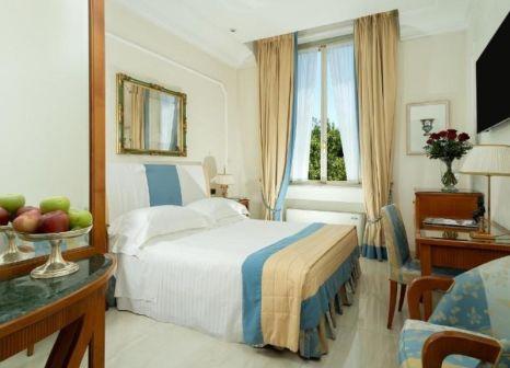 Hotelzimmer mit Tennis im Aldrovandi Villa Borghese