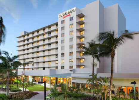 Hotel Courtyard Miami Airport günstig bei weg.de buchen - Bild von airtours