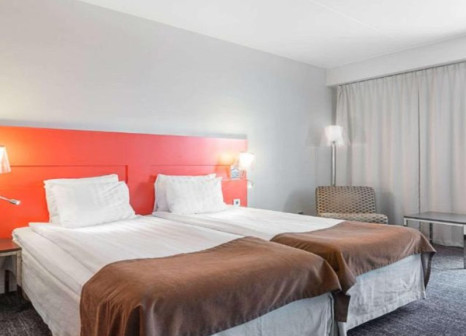 Hotelzimmer mit Golf im Quality Hotel Nacka