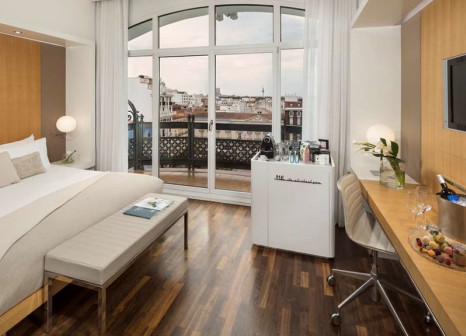 Hotelzimmer mit Aerobic im ME Madrid Reina Victoria