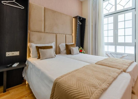 Hotelzimmer mit Animationsprogramm im Duas Nacoes