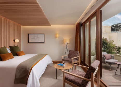 Hotelzimmer im Hotel Marqués de Riscal, a Luxury Collection Hotel günstig bei weg.de