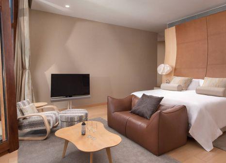 Hotelzimmer mit Fitness im Hotel Marqués de Riscal, a Luxury Collection Hotel