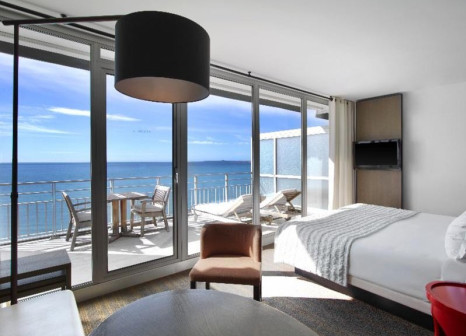 Hotelzimmer mit Aerobic im Le Meridien Nice