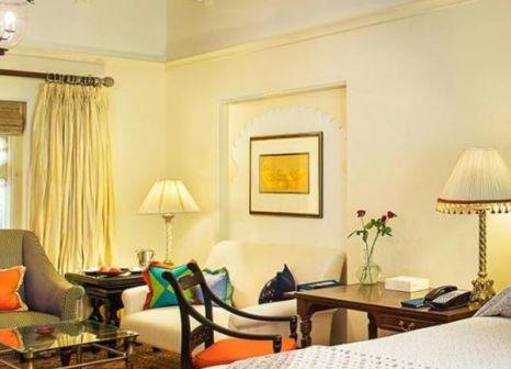 Hotelzimmer mit Yoga im The Oberoi Udaivilas, Udaipur