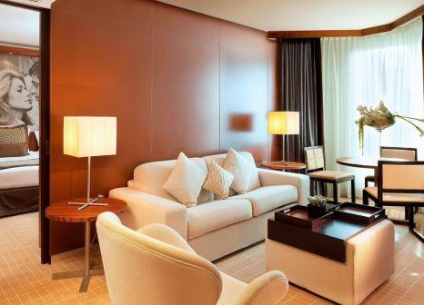 Hotelzimmer mit Aerobic im JW Marriott Cannes