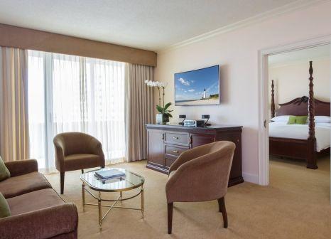 Hotelzimmer mit Aerobic im JW Marriott Miami