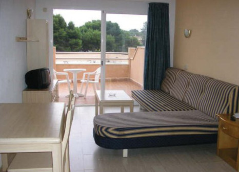 Hotelzimmer mit Minigolf im Porto Playa I