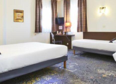 Hotelzimmer mit Klimaanlage im Kyriad La Rochelle Centre
