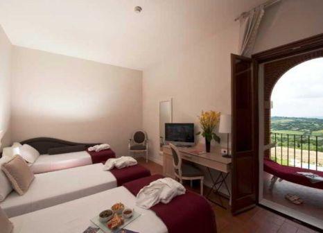 Hotelzimmer mit Pool im Saturnia Tuscany Hotel