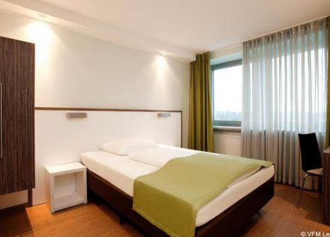 Hotelzimmer mit Restaurant im Hotel Sportforum Rostock