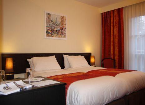 Hotelzimmer mit Geschäfte im Hotel The Originals Rouen Nord La Berteliere