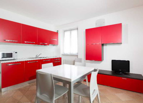 Hotelzimmer mit undefined im Residence La Vigna