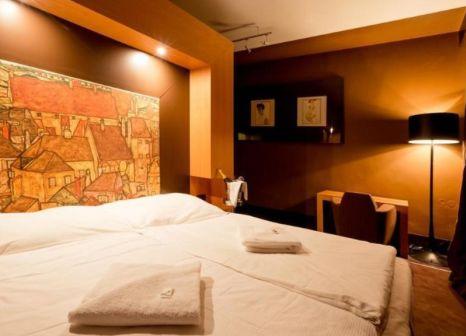Hotelzimmer mit Geschäfte im Zlaty Andel