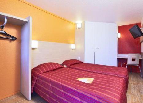 Hotelzimmer mit Fitness im Campanile la Rochelle Nord Puilboreau