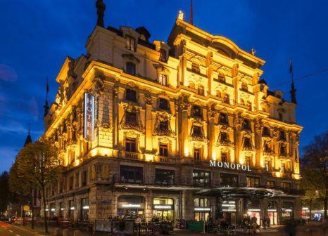 Hotel Monopol Luzern günstig bei weg.de buchen - Bild von TUI Deutschland