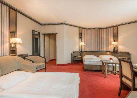 Hotelzimmer mit Friseur im Hotel Monopol Luzern