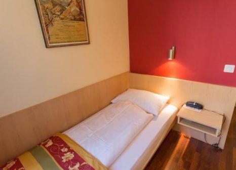 Hotelzimmer mit Sauna im De la Paix