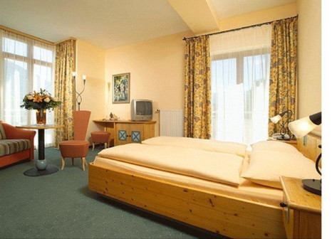 Hotelzimmer mit Golf im Sport- & Beautyhotel Schweizerhof