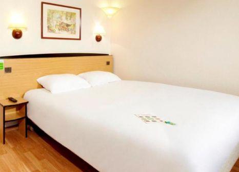 Hotelzimmer mit Internetzugang im Campanile Epinal
