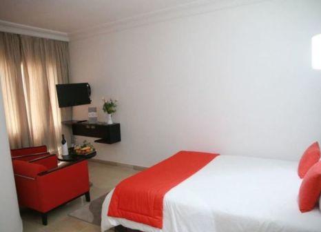 Hotelzimmer mit Klimaanlage im Hotel Le Pacha