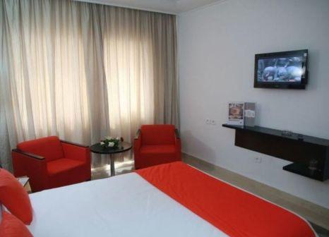 Hotelzimmer mit Internetzugang im Hotel Le Pacha