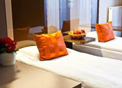 Hotelzimmer mit Massage im Platinum Palace Apartments